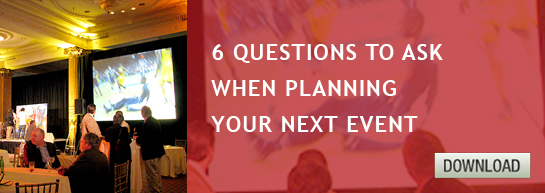 Show Solutions CTA - 6 Questions to Ask When Planning Your Next Event