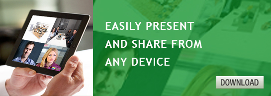Unified Communications CTA - Easily Present and Share From Any Device