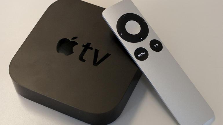 Apple TV Mirroring