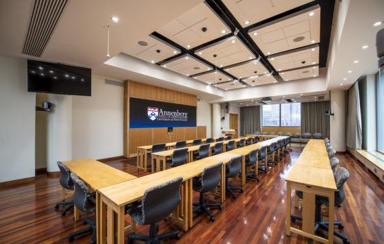 CASE STUDY: Annenberg School for Communication