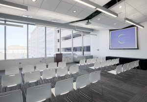 Flexible Meeting Spaces for 2 to 200
