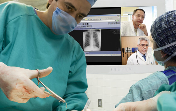 CASE STUDY:  Cooper Hospital Improves Patient Care with AV Technology