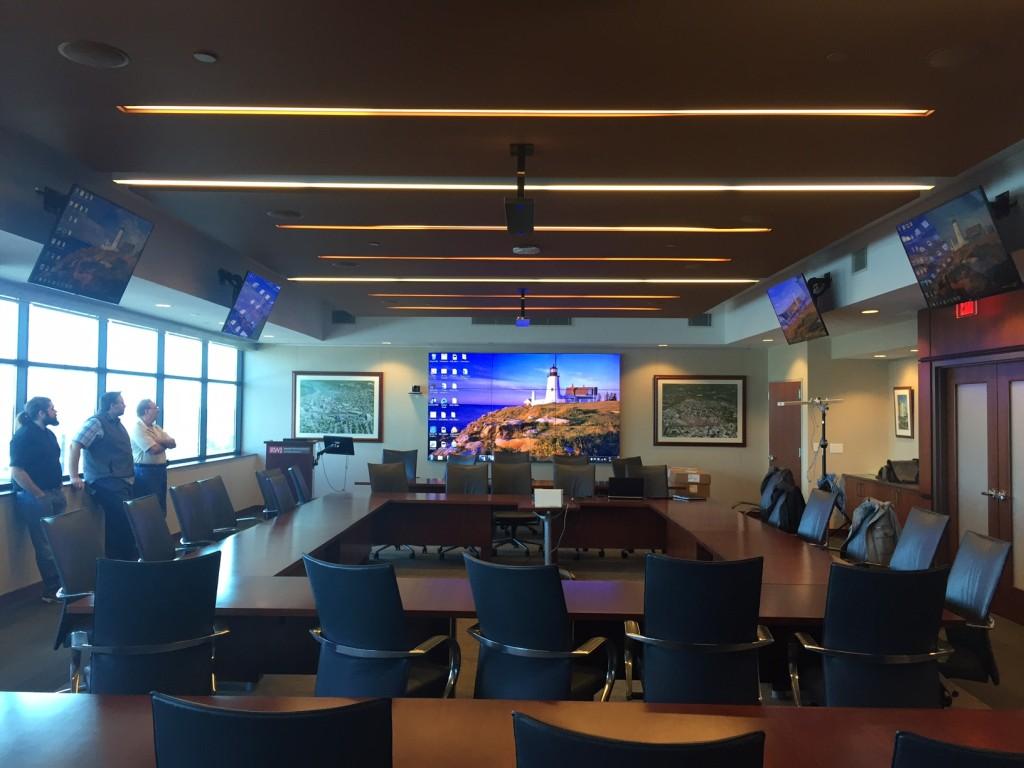 RWJ Presidents Boardroom