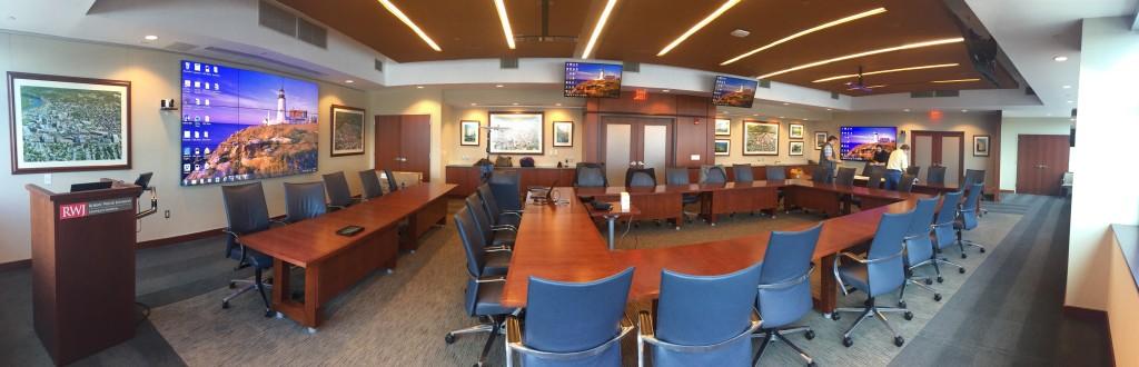 Robert Wood Johnson Presidents Boardroom