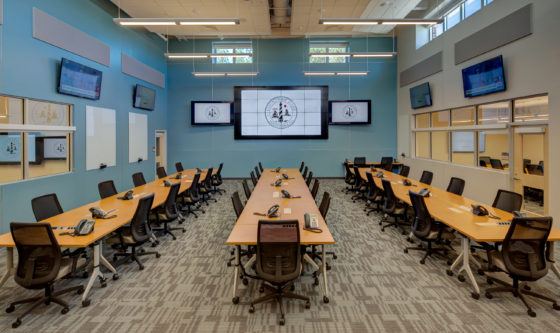 Dare County Emergency Operations Center