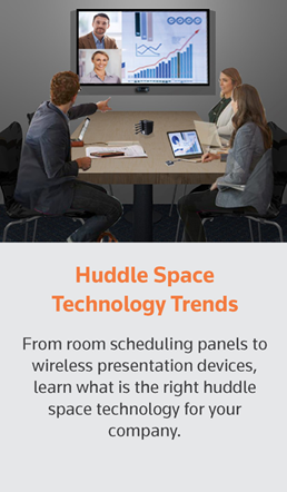 Huddle Space Technology Trends